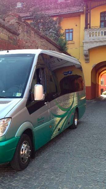 Noleggio minibus brescia