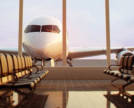 Noleggio pulmini per aeroporti